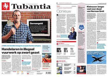 Tubantia - Enschede – 21 november 2018