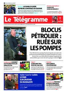 Le Télégramme Guingamp – 30 novembre 2019