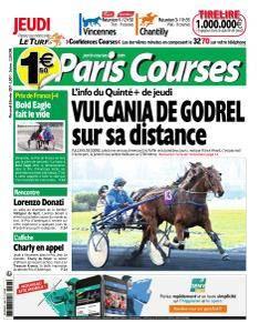 Paris Courses du Mercredi 8 Février 2017