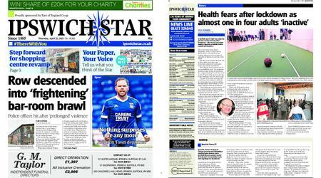 Ipswich Star – April 22, 2021