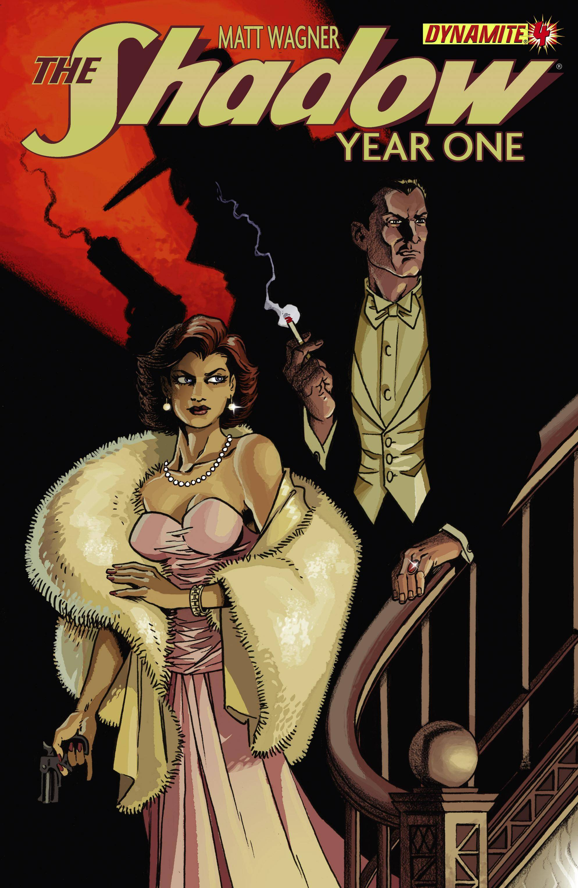 The Shadow - Year One 04 (of 08) (2013) (4 Covers) (Digital) (Darkness-Empire)