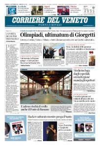 Corriere del Veneto Padova e Rovigo – 16 settembre 2018