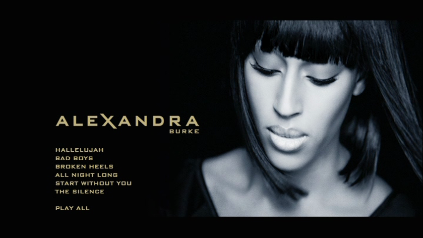 Alexandra Burke - Overcome (2010) Deluxe Edition CD+DVD [Re-Up]
