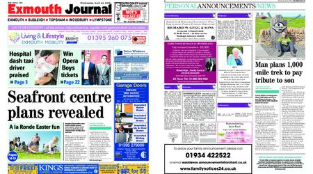 Exmouth Journal – April 24, 2019