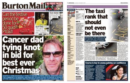 Burton Mail – December 17, 2019