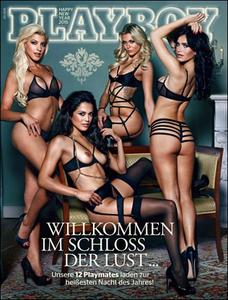 Playboy Germany - Januar 2015
