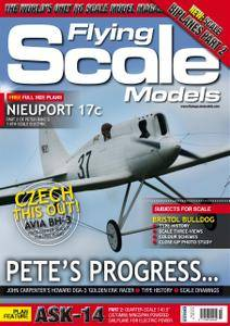 Flying Scale Models - March 2017