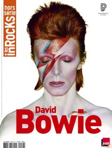 les inRocKuptibles Hors-Série - David Bowie 2015