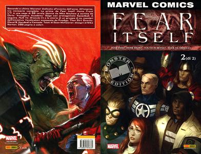 Marvel Monster Edition - Volume 18 - Fear Itself 2