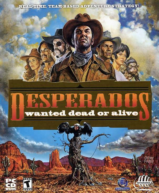 Desperados: Wanted Dead or Alive (Repost)