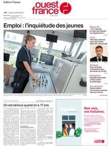 Ouest-France Édition France – 18 septembre 2020