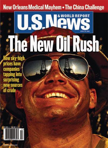U.S.News&World Report. April 24, 2006