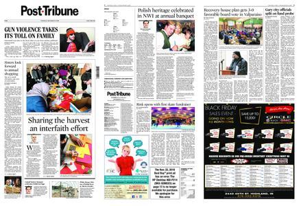 Post-Tribune – November 22, 2018