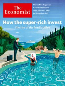 The Economist Middle East and Africa Edition – 15 December 2018