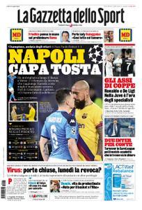 La Gazzetta dello Sport Roma – 26 febbraio 2020