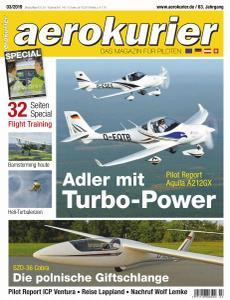 Aerokurier Germany - März 2019