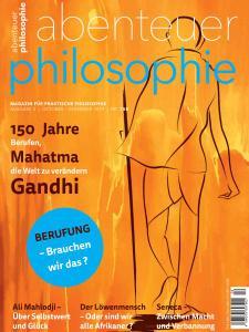Abenteuer Philosophie - Oktober-Dezember 2019