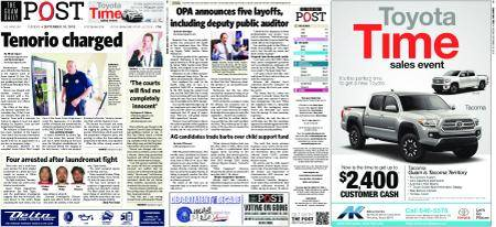 The Guam Daily Post – September 18, 2018