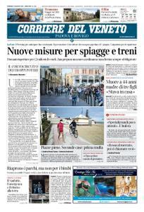 Corriere del Veneto Padova e Rovigo – 03 maggio 2020