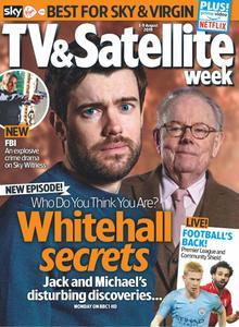 TV & Satellite Week - 03 August 2019