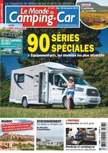 Le Monde du Camping-Car - décembre 2018