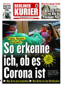 Berliner Kurier – 27. Februar 2020