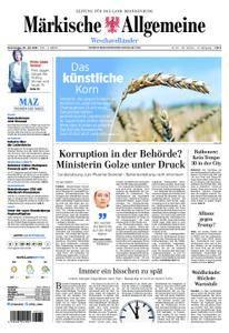 Märkische Allgemeine Westhavelländer - 26. Juli 2018
