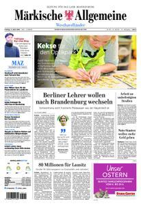 Märkische Allgemeine Westhavelländer - 05. April 2019