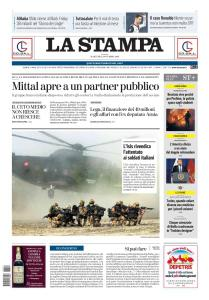 La Stampa Torino Provincia e Canavese - 12 Novembre 2019