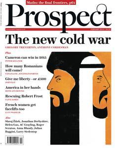 Prospect Magazine - February 2014