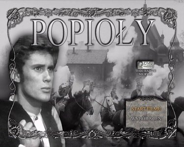 Пепел / Popioly / The Ashes (1965, Cоветский дубляж, DVD9 + DVDRip)