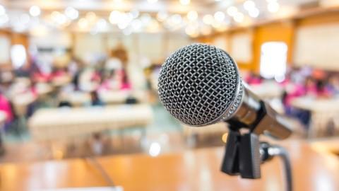 Public Speaking for Authors 101