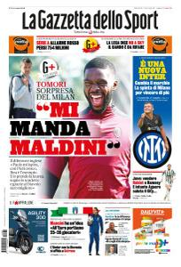 La Gazzetta dello Sport Nazionale - 30 Marzo 2021