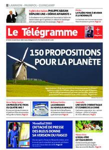 Le Télégramme Guingamp – 20 juin 2020