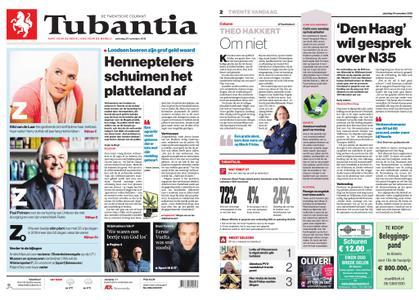 Tubantia - Enschede – 24 november 2018