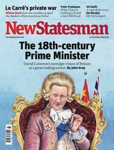 New Statesman - 23 - 29 October 2015