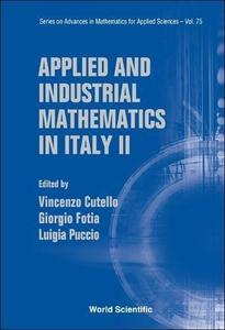 Applied and industrial mathematics in Italy II : selected contributions from the 8th SIMAI Conference : Baia Samuele (Regusa),