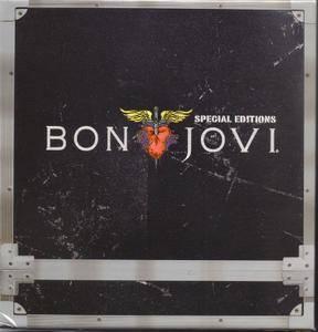 Bon Jovi - Tour Box: Special Editions (2010) [11CD Box Set] Repost