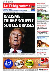 Le Télégramme Guingamp – 01 août 2019