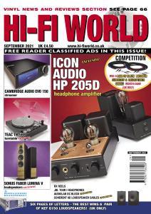 Hi-Fi World - September 2021
