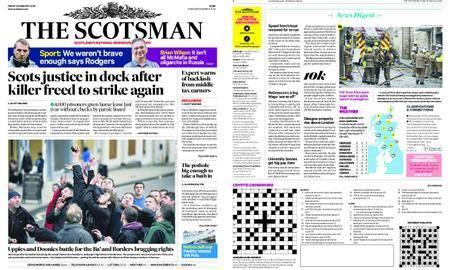 The Scotsman – February 23, 2018