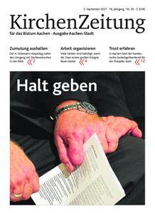 KirchenZeitung für das Bistum Aachen – 05. September 2021