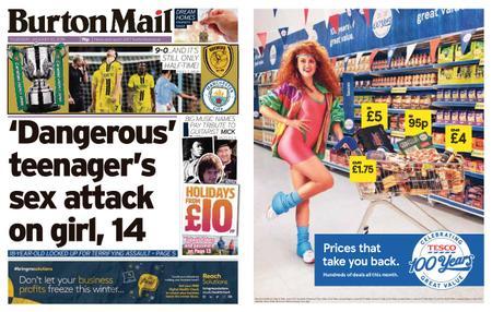 Burton Mail – January 10, 2019