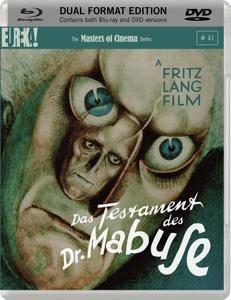 The Testament of Dr. Mabuse (1933) Das Testament des Dr. Mabuse