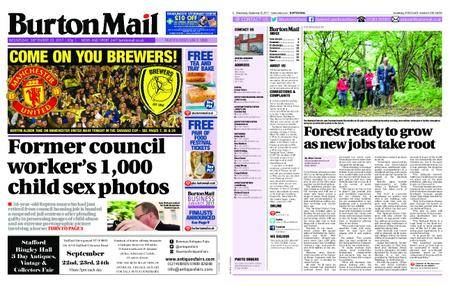 Burton Mail – September 20, 2017