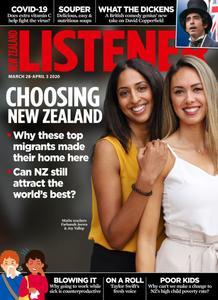 New Zealand Listener - March 28, 2020