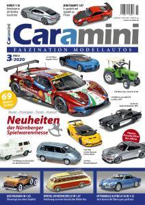 Caramini - März 2020