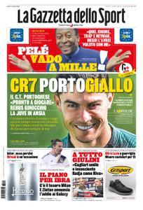 La Gazzetta dello Sport – 14 novembre 2019