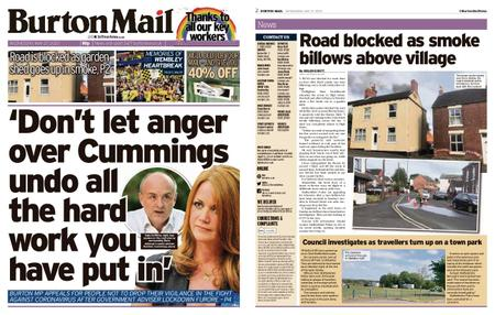 Burton Mail – May 27, 2020