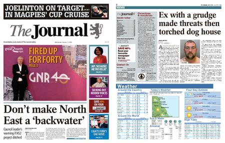 The Journal – January 15, 2020